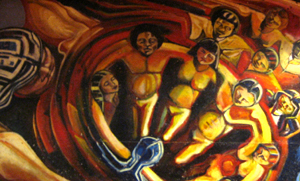 Artwork for Cesar chavez mural